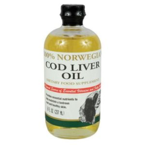 cold liver oil for dogs